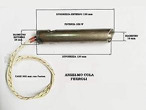 Resistenza Stufa A Pellet Eurofiamma Arce Diam 12,5mm 80mm 250watt