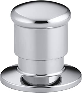 KOHLER K-9530-CP Deck Mount Two-Way Diverter Valve, Polished Chrome