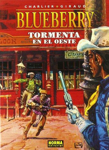 BLUEBERRY 17 TORMENTA EN EL OESTE