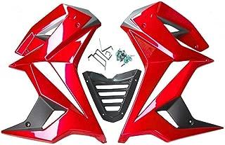 LTGJJ Motorcycle Fairing Kit Full Vehicle Board Protection Under The Deflector Fairing Set for Honda Grom Msx125sf,Msx125 2016-2018