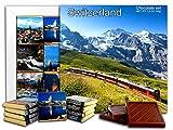 SWITZERLAND Chocolate Gift Set, 5x5in, 1 box (Day Prime)