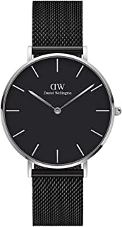Daniel Wellington Unisex-Adult Quartz Watch analog Display and Stainless Steel Strap, DW00100308