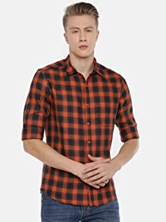 Chennis Men's Slim fit Casual Shirt