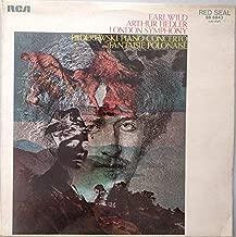 Ignacy Jan Paderewski: Piano Concerto In A Minor, Op. 17 [Vinyl]
