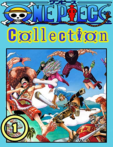 One: Piece Collection - Book 1 Includes Vol 1 - 2 - 3 Full Color Great Shounen Manga For Young & Teens , Adults, Pirates Adventure Fan (English Edition)