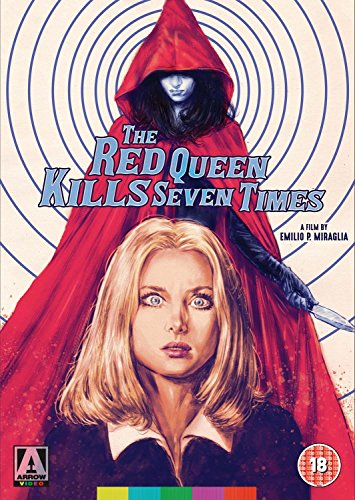 The Red Queen Kills Seven Times [Edizione: Regno Unito] [Edizione: Regno Unito]