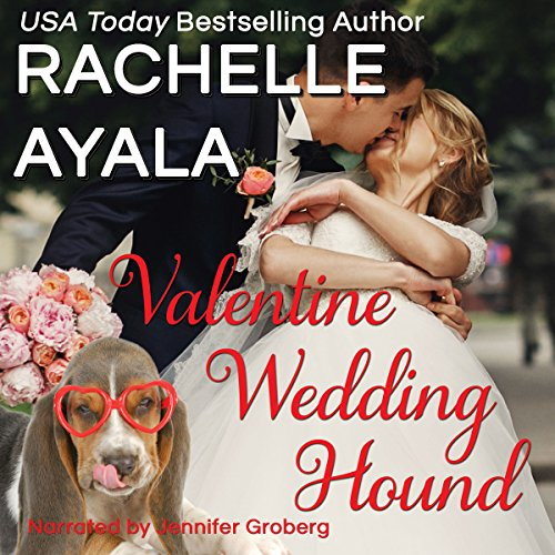Valentine Wedding Hound audiobook cover art