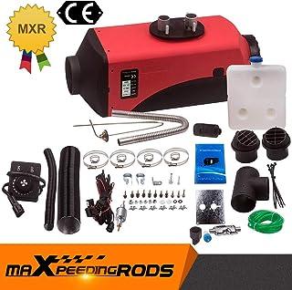 maXpeedingrods 8KW 12V diesel staande verwarming luchtverwarming Air Heater voor auto's en vrachtwagens - Knoopschakelaar