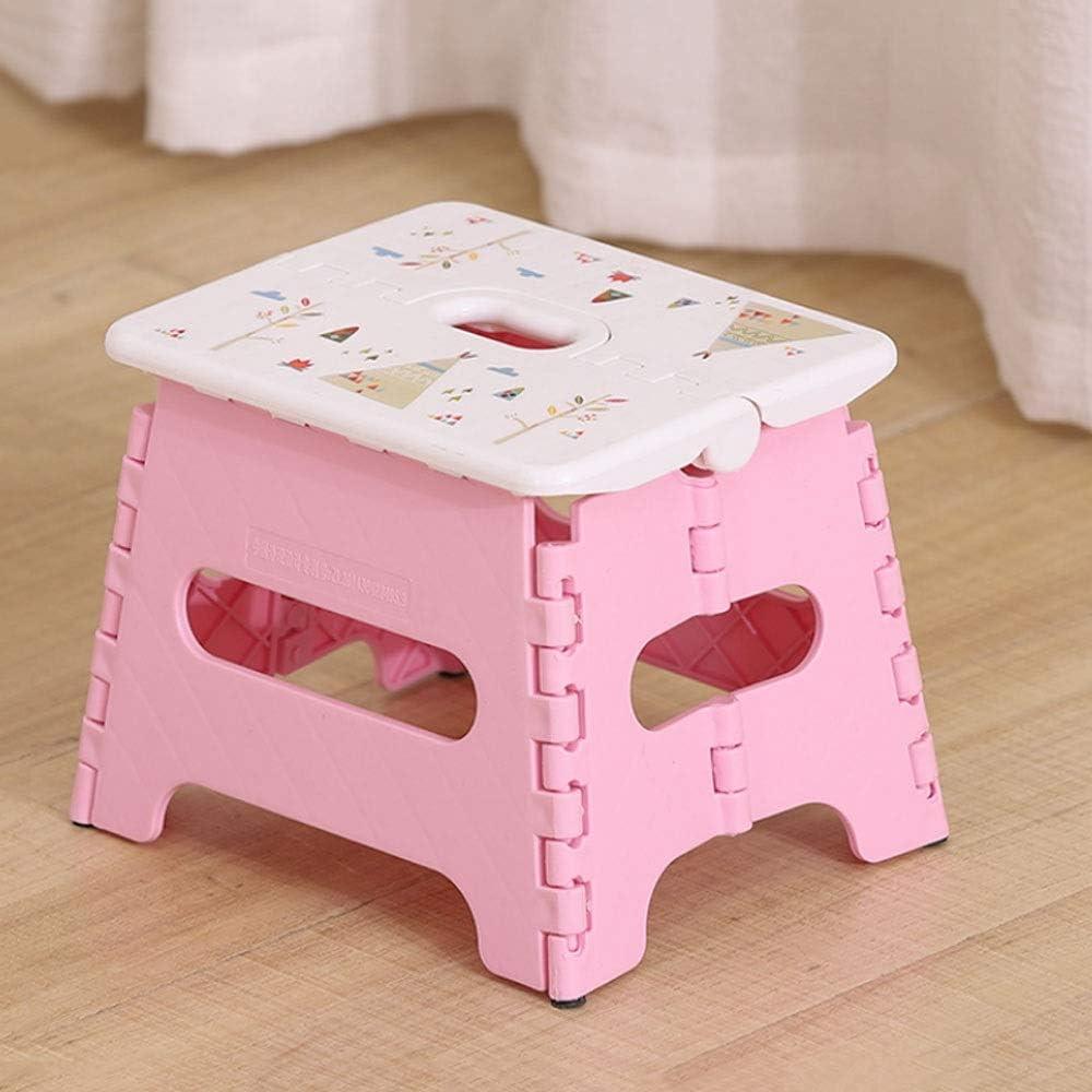 MUMUMI famous Max 59% OFF Folding Chairs Plastic Macaron Foldin Stool