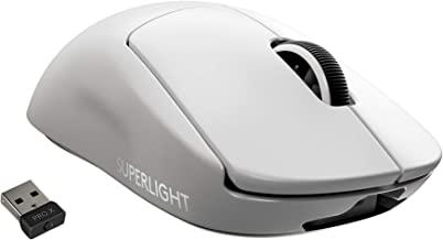Mouse Gamer Sem Fio Logitech G PRO X SUPERLIGHT com Tecnologia LIGHTSPEED, 5 Botões Programáveis, Sensor HERO 25K e Bateri...