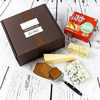 Scandinavian Gourmet Cheese Assortment in Gift Box