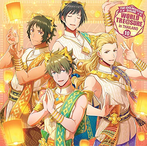 THE IDOLM@STER SideM WORLD TRE@SURE 10(My pen light,SMILE)