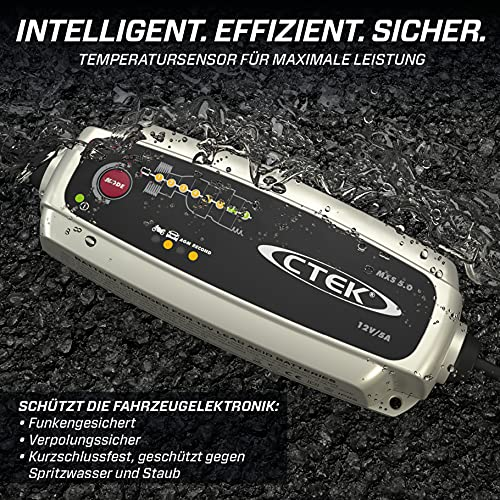 Ctek Ladegerät - 3
