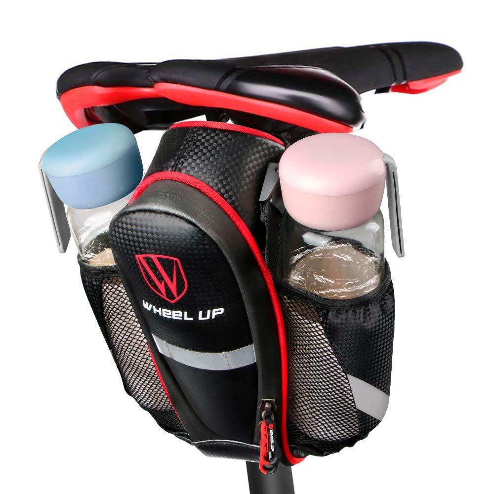 Bike Saddle Seat Bag Waterproof - Bike Bicycle Water Bottle Cup