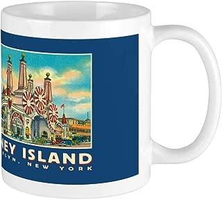 CafePress-Coney Island Luna Park Mug