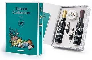 Saratoga Olive Oil Company Tuscan Collection 200ml Gift Set
