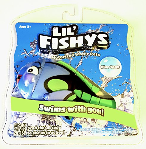 Lil Fishys Blue Tang Motorized Water Pets