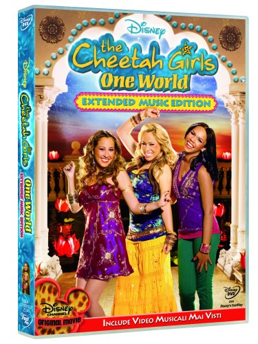 The cheetah girls - One world(extended music edition)