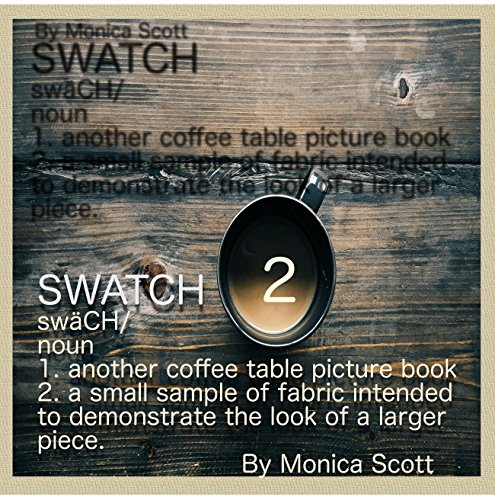 Swatch: Another Coffee Table Picture Book Game (Coffee Table Picture Books 2) (English Edition)