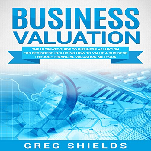 Business Valuation audiobook cover art