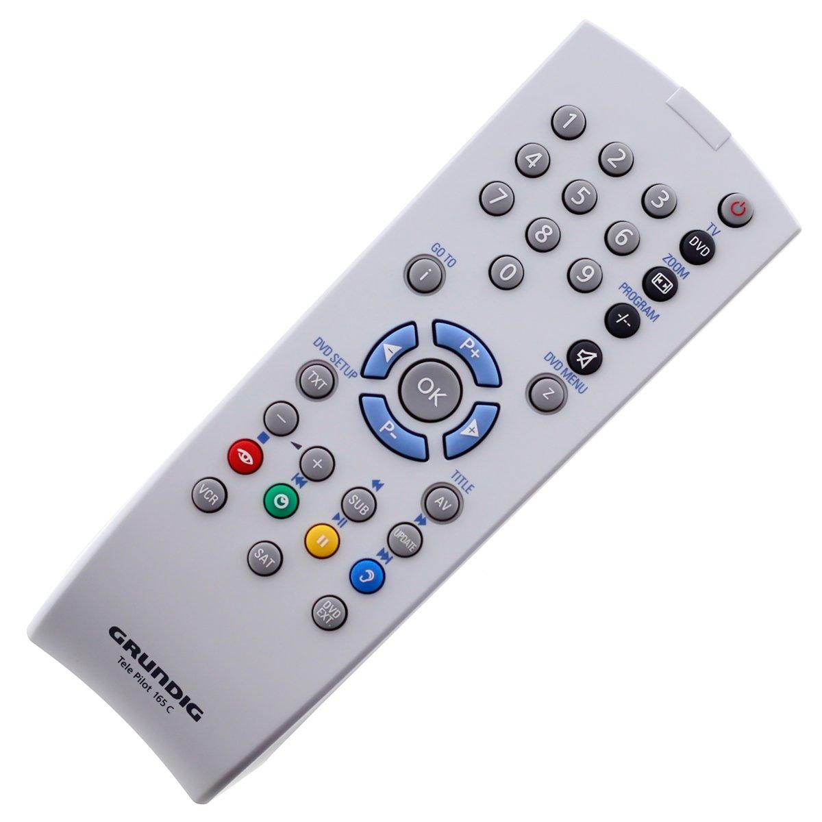 Original TV Control Remoto Mando a Distancia Grundig TV Tele Pilot 160-E TP1 TP 160-C TP160 TP 160: Amazon.es: Electrónica