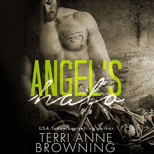 Angel's Halo audiobook cover art