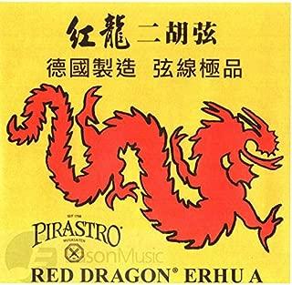 Eason Music Pirastro Red Dragon Erhu String Set (Per Set) Made in Germany