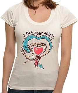 Camiseta I Like Your Spirit - Feminina