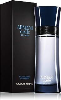 Armani Code Colonia by Giorgio Armani for Men Eau de Toilette 125ml