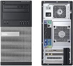 Dell Optiplex 9020 Mini Tower Desktop i7 i7-4790 Quad-Core 16GB RAM 2TB Hard Drive 1G AMD Radeon HD 8490 16X DVD +/- RW Windows 7 Professional (Includes Windows 8.1 Pro license)