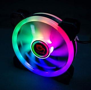 TALIUS Iris Spectrum RGB - Ventilador 12 cm