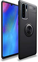 Huawei P30 Pro Case,360° Rotating Ring Kickstand Protective Case,Silicone Soft TPU Shockproof Protection Thin Cover Compat...
