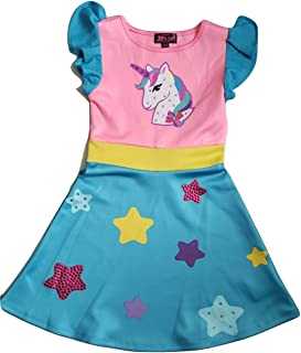 Girls JoJo Siwa Unicorn Dress