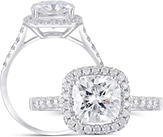 Best color accent engagement rings Reviews
