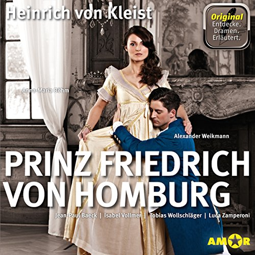 Prinz Friedrich von Homburg audiobook cover art