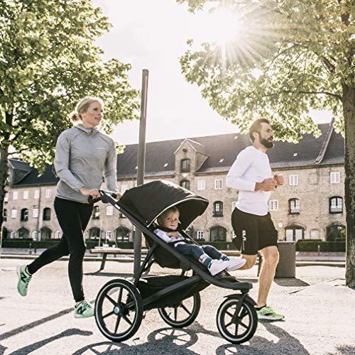 Thule Urban Glide 2 Jogging Stroller, Dark Shadow | Thule Urban Glide vs Bob Revolution Flex