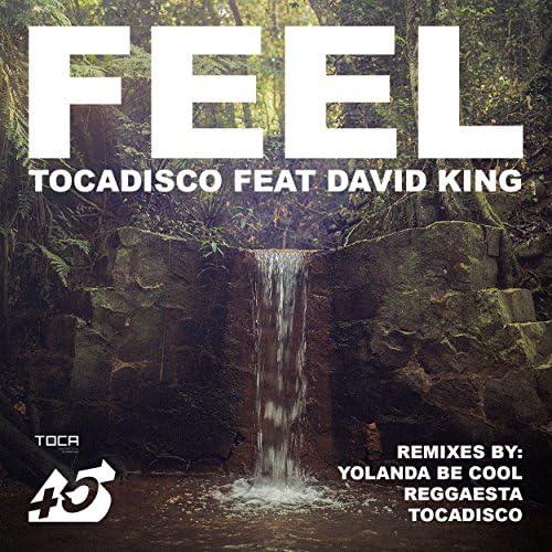 Tocadisco feat. David King