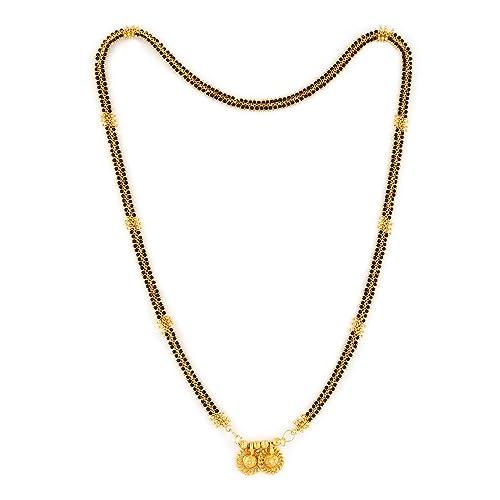 Designs mangalsutra 40 gold gram 40 Latest