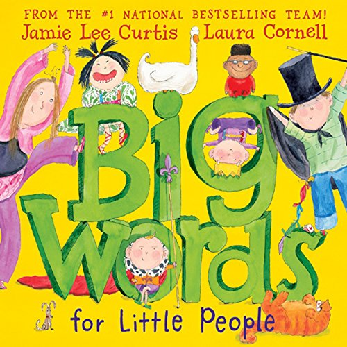 Big Words for Little People audiobook cover art