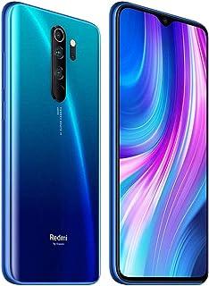 XIAOMI Redmi Note 8 Pro Dual SIM - 6GB RAM, 64GB ROM, 4G LTE, International Version - Ocean Blue