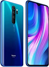 Xiaomi Redmi Note 8 Pro Smartphone, 6 GB + 64 GB, Blu (Ocean Blue)