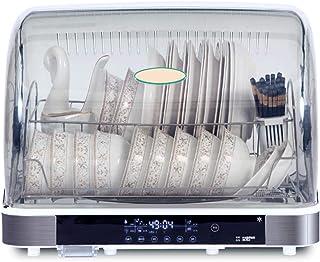 Big Shark Encimera de Acero Compacto Lavavajillas gabinete de la desinfección de Limpieza Mini Gabinete Lavavajillas portátil Inoxidable