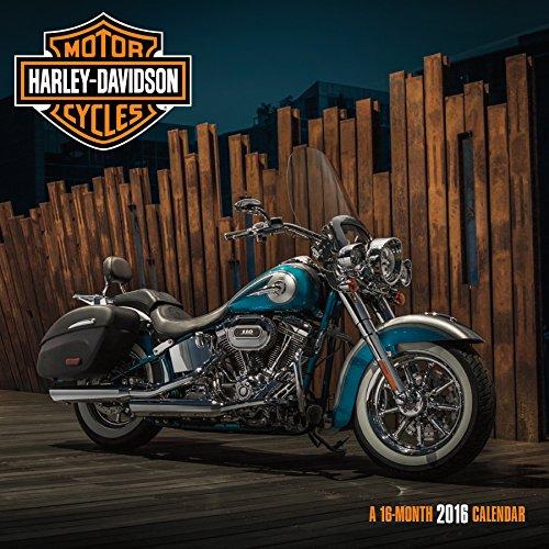 Harley-Davidson 2016 Wall Calendar