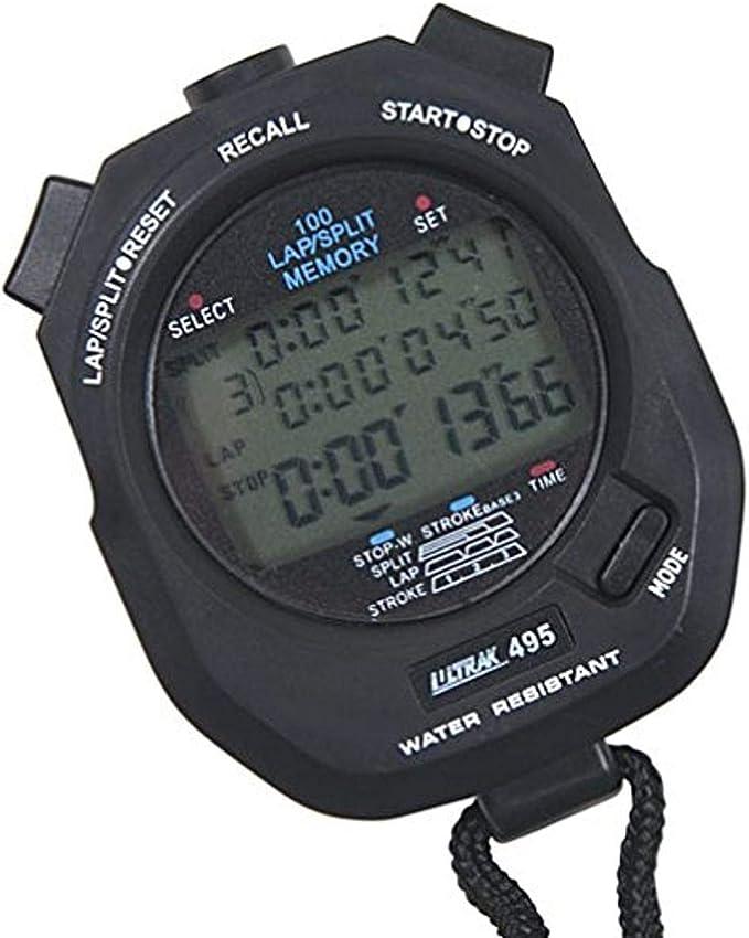 Stopwatches Electronics & Gadgets Blazer Athletic Ultrak 495 ...