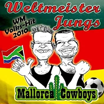 Weltmeister Jungs