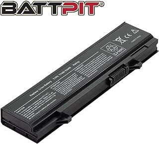 Battpit Laptop Battery for Dell Latitude E5400 E5410 E5500 E5510, P/N: KM742 WU841 KM668 KM769 KM771 PW640 U116D W071D RM649 RM656 RM668 312-0762 312-0769 312-0902 451-10616 [11.1V 4400mAh]