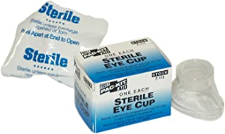 First Aid Only 7-111 Sterile Single Eye Cup