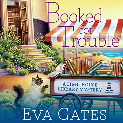 Booked for Trouble cover art