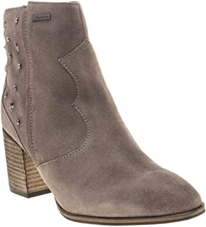 Superdry Miley Ankle Womens Boots Grey