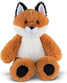 Vermont Teddy Bear Stuffed Fox - Oh So Soft Fox Stuffed Animal, Plush Toy for Kids, Red, 18 Inch